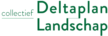 collectief Deltaplan landschap